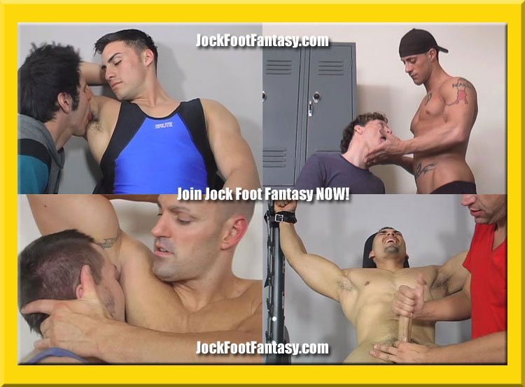 Join Jock Foot Fantasy NOW!