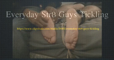 Everyday Str8 Guys Tickling